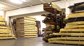Our warehouse in Montecchio